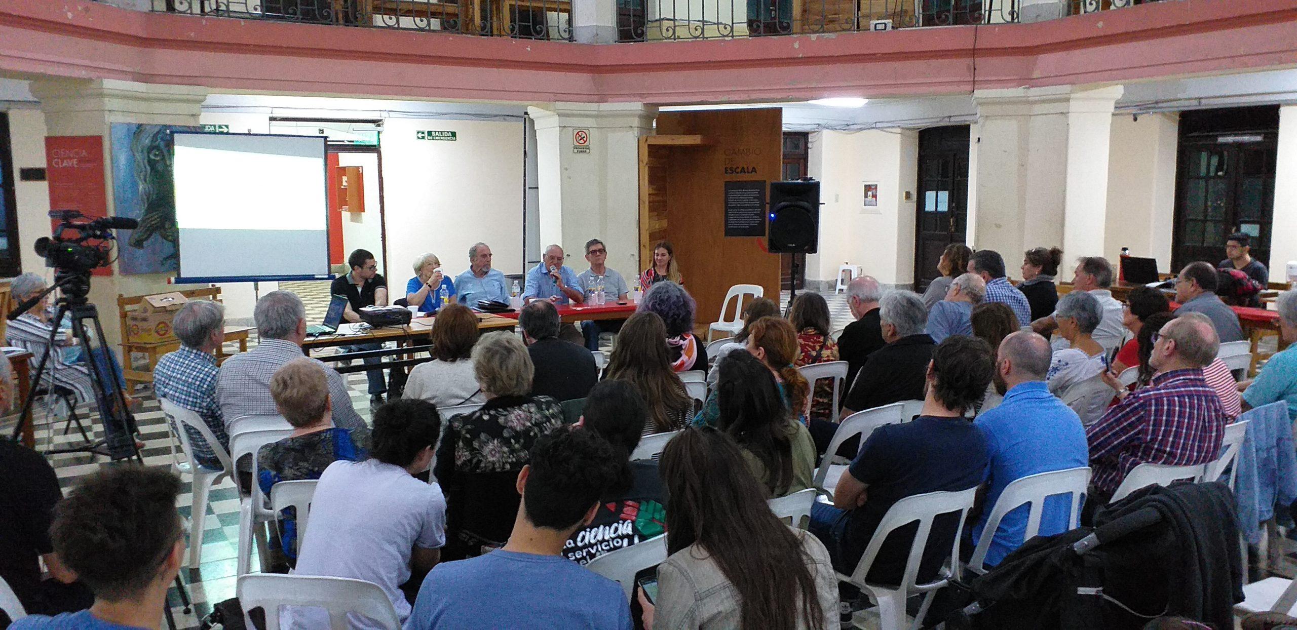 Panel: Memorias políticas de la FIQ. 100 años de lucha por la universidad pública (VIDEOS)