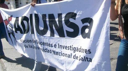 Solidaridad con el gremio ADIUNSA