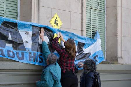 Se suspende la clase pública de las 11 en la explanada de la Universidad: el plan de lucha continúa