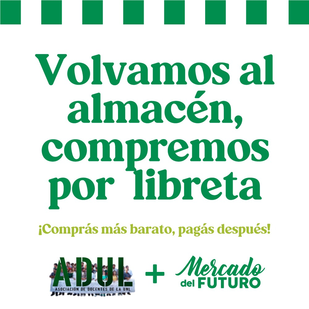 Novedades de la Libreta de Almacén del Mercado del Futuro + ADUL
