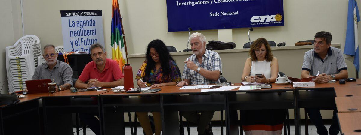 Resoluciones del Plenario de Secretarías Generales de CONADU Histórica del 4/3